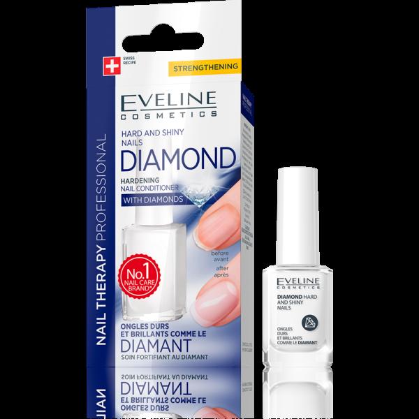 Eveline NAIL THERAPY DIAMOND Hard&Shiny Nails