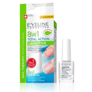 Eveline NAIL THERAPY Total Action 8in1 - SENSITIVE