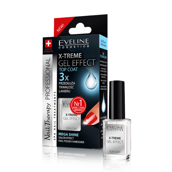 Eveline nail therapy x-treme zaštita za nokte