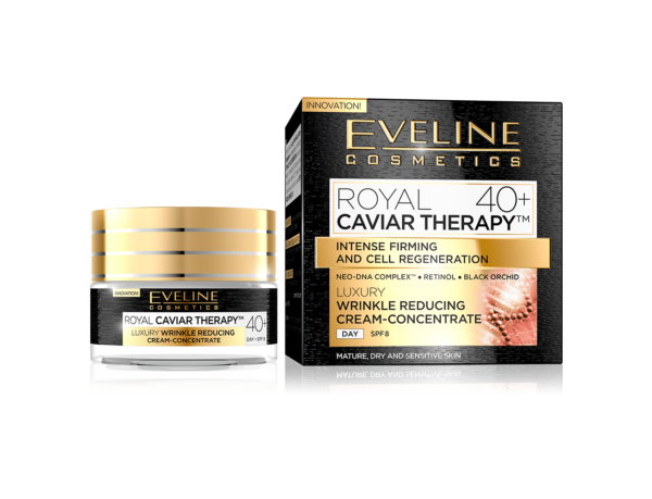Eveline ROYAL CAVIAR THERAPY_krema_za_lice