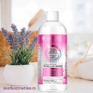 Micelarna voda za osetljivu i suvu kožu