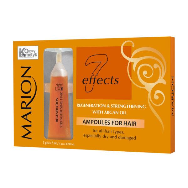 Marion ampule sa Arganovim uljem