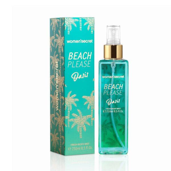 Women's Secret BEACH PLEASE OASIS Body Mist