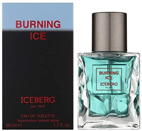 Iceberg BURNING ICE Man Eau de Toilette 50ml
