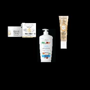 Eveline Cosmetics Nature Line set za negu kože